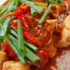 A Not So Traditional Nonya Sweet and Sour Snapper Dish