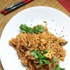 Easy Peasy Stir-fried Curry & Seafood Noodles