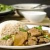 家常便饭 - 马铃薯炒猪肉丝 (Potato & Pork Slices Stir-Fry)