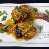 Yummyliciously Hot Sriracha Honey Chicken Thighs