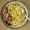Simply Sesame Noodles With Char Siew