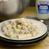 Amazingly Quick & Tasty Tri-Colour Pasta Salad