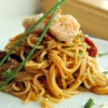 Aglio Olio Pasta Senza Aglio (Garlic Oil Pasta Without Garlic Please!)