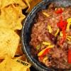 Spanish Chilli Bean Dip