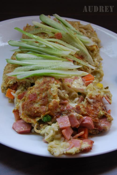 Omelette Mee