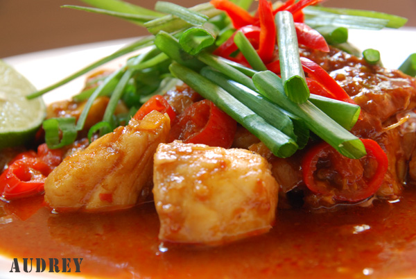 Sweet and Sour Snapper 2