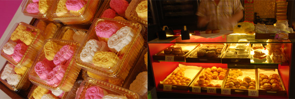 Moon Cakes and Teochew Candies