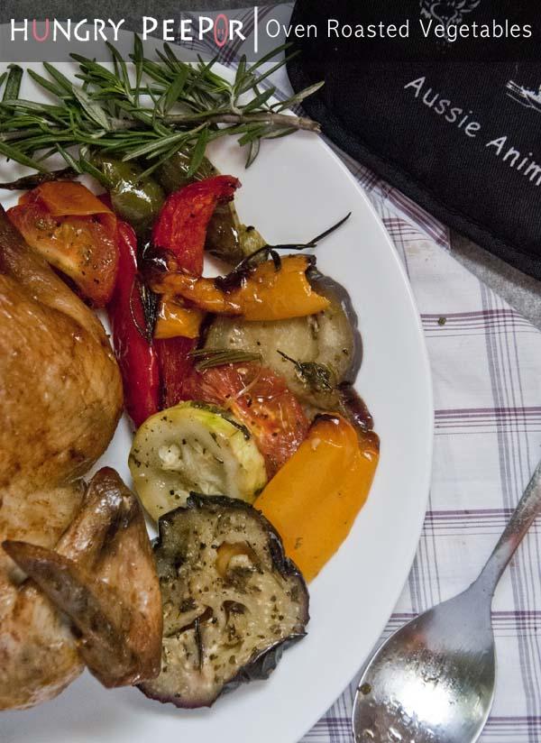 Oven Roasted Vegetables 3