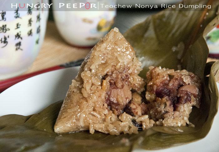 Teochew Nonya Rice Dumpling 2