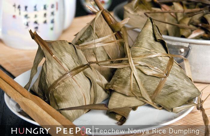 Teochew Nonya Rice Dumpling 3