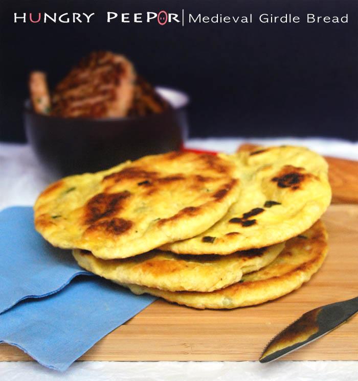 Girdle Bread 3