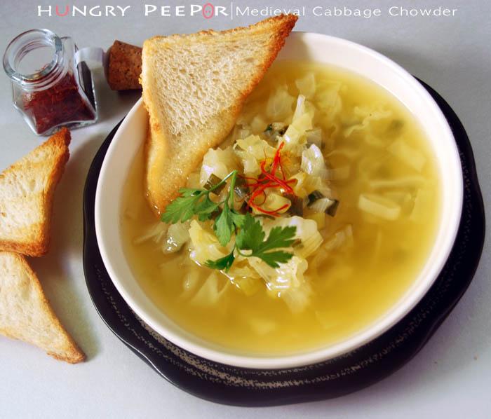 Medieval Cabbage Chowder 3