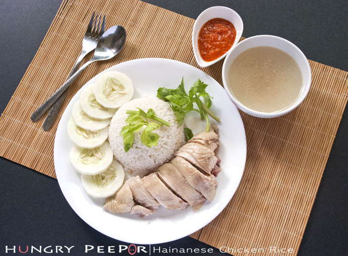 Hainanese Chicken Rice – A National Dish For A Happy National Day ...
