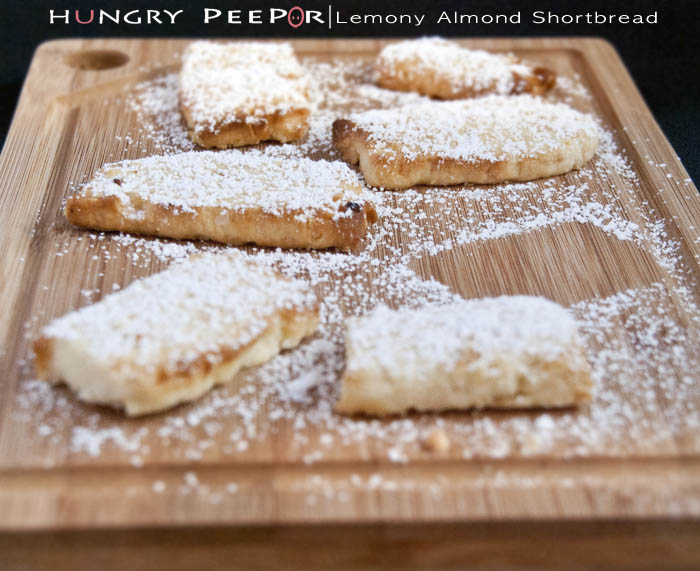 Lemony Almond Shortbread 2