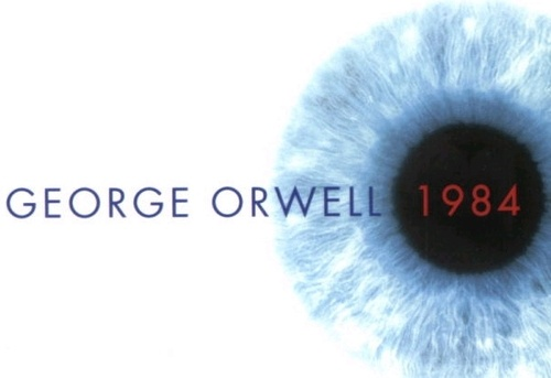 1984 by George Orwell?
