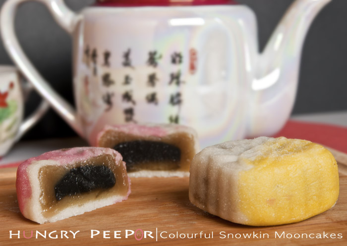 Colourful Snowskin Mooncakes 3