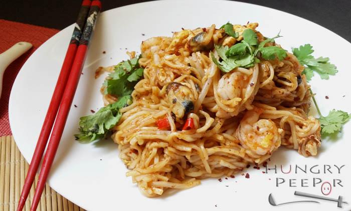 Curry Noodles 2