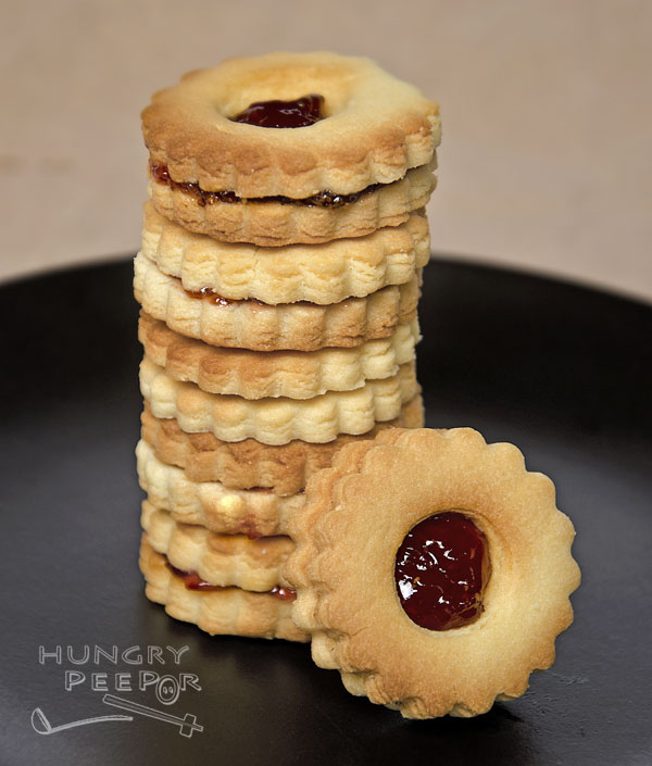 Jam Sandwich Cookie 2