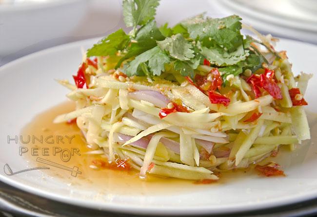 Thai Mango Salad 2