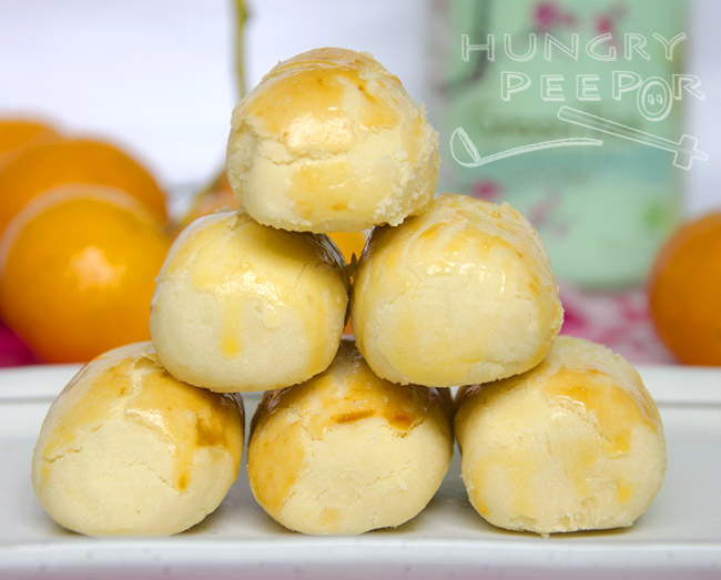 Pineapple Tarts Recipe — Dishmaps