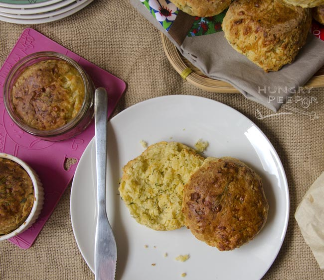 Cheese & Herb Scones 2