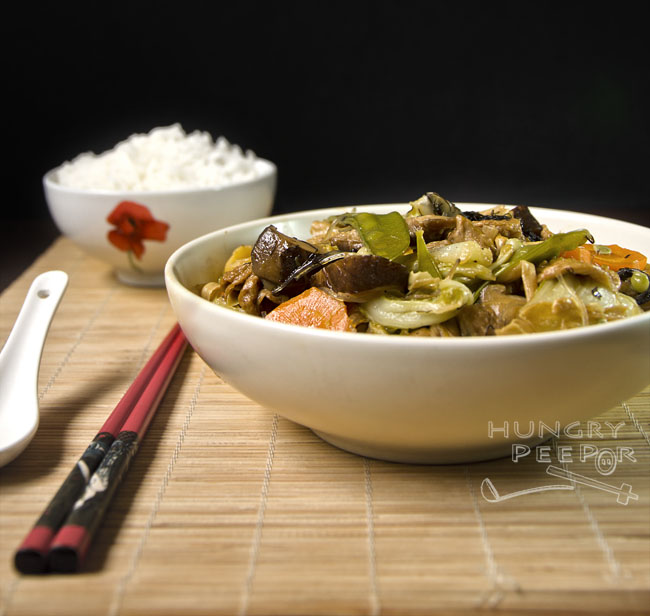 Buddha's Delight, Otherwise Known As Luo Han Zhai (罗汉斋)