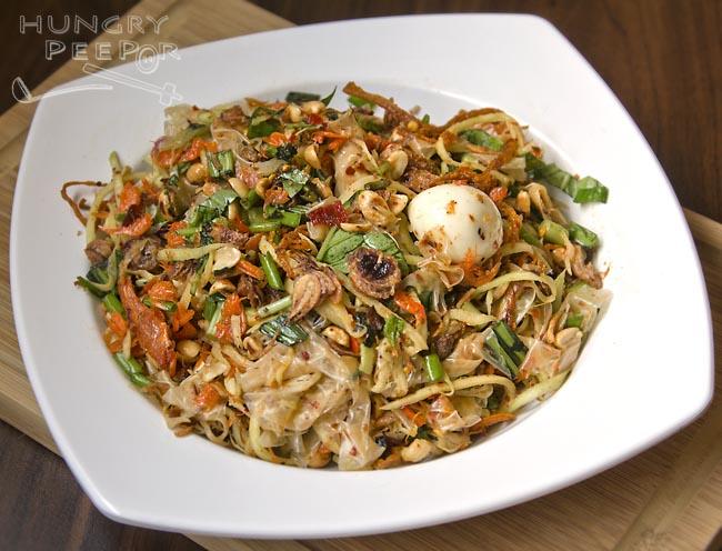 Vietnamese Rice Paper Salad 5