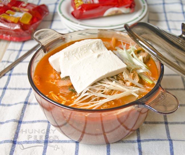 Kimchi Jjigae 2