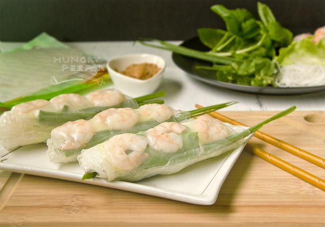 Vietnamese Spring Roll 2