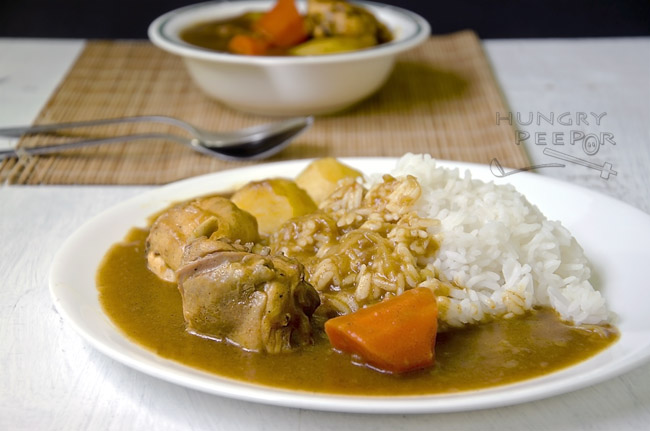 Japanese Curry 2