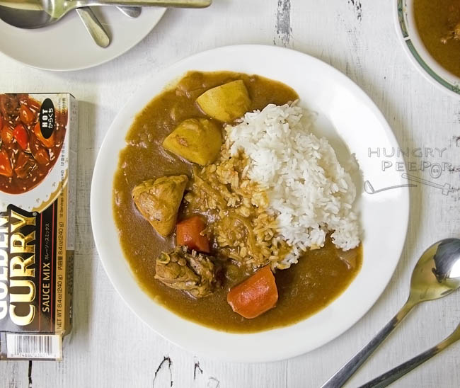 Japanese Curry 3