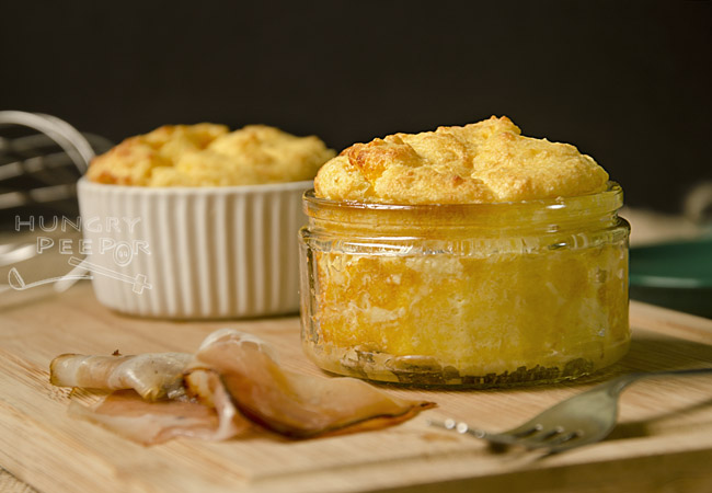 Cheese Souffle 2