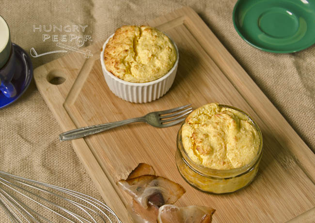 Cheese Souffle 3