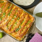 Chicken Enchilada 2