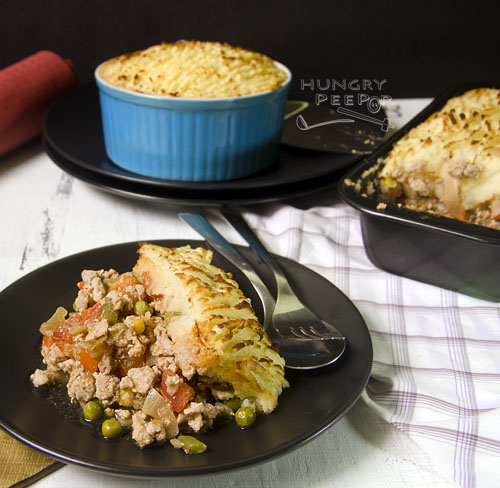 Meat & Mash Pot Pie 3