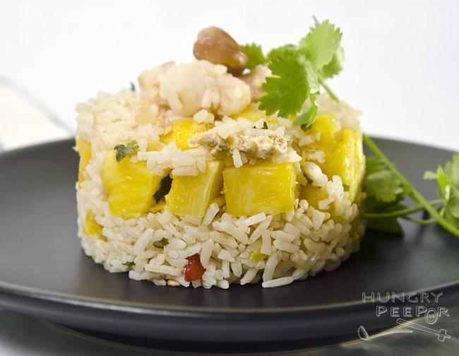 Thai Pineapple Fried Rice 4