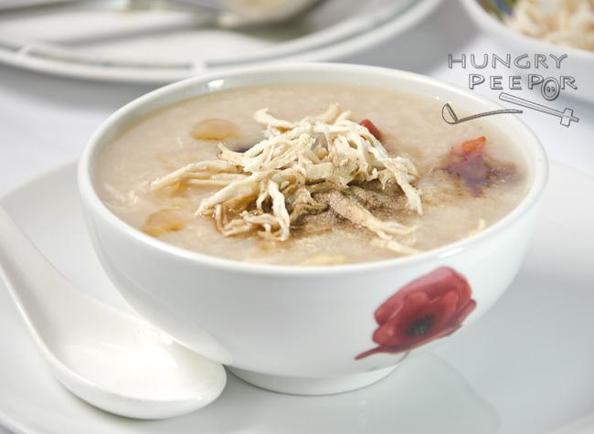 Chicken Congee 3