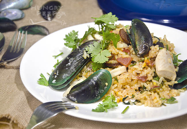 Spanish Paella 3