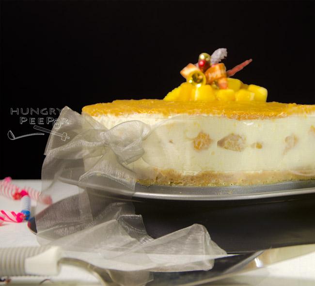 Mango Mousse Cake 3