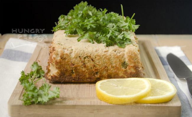 Baked Fish Loaf 3