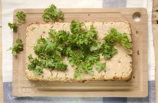 Baked Fish Loaf 4