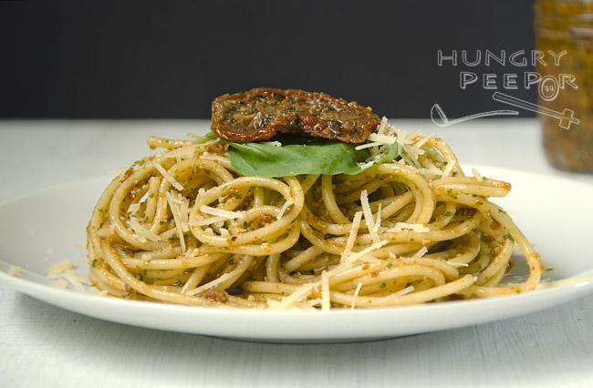 Sundried Tomato Pesto Sauce 3