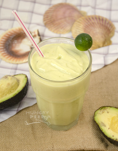 Avocado Smoothie 2