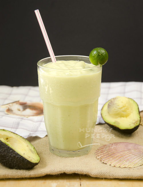 Avocado Smoothie 3
