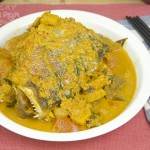 Asam Curry Fish Head 2