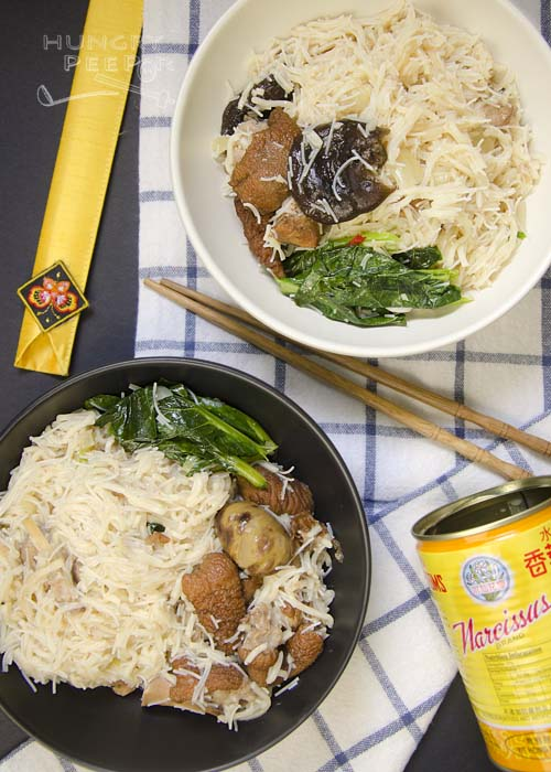 Canned Pork Leg Maggie Mee 2