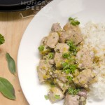 Creamy Pork Stew 2