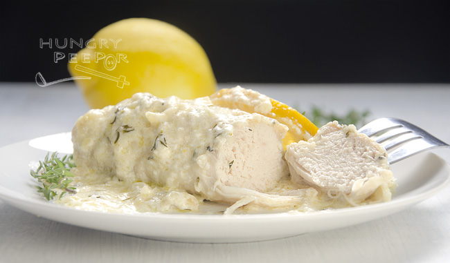 Skillet Chicken with Lemon Gravy 3