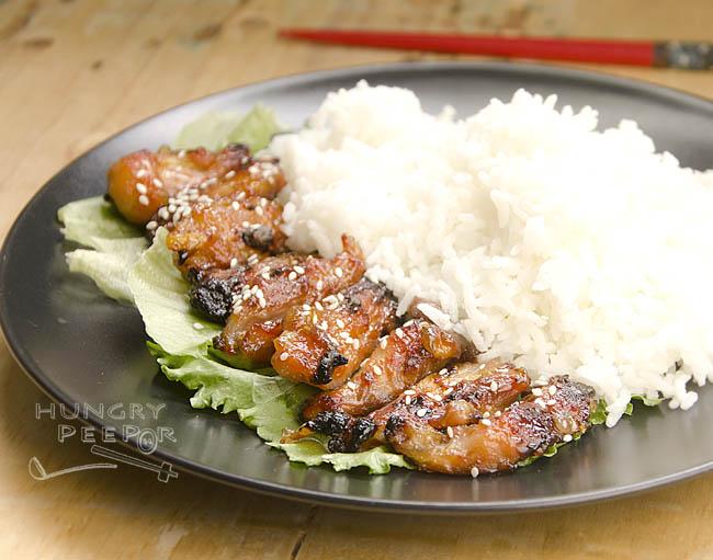 Baked Teriyaki Chicken 4