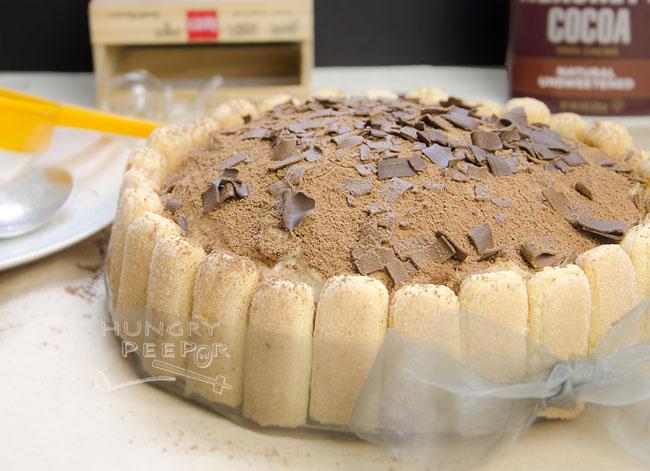 Vanilla Crepe Cake 3